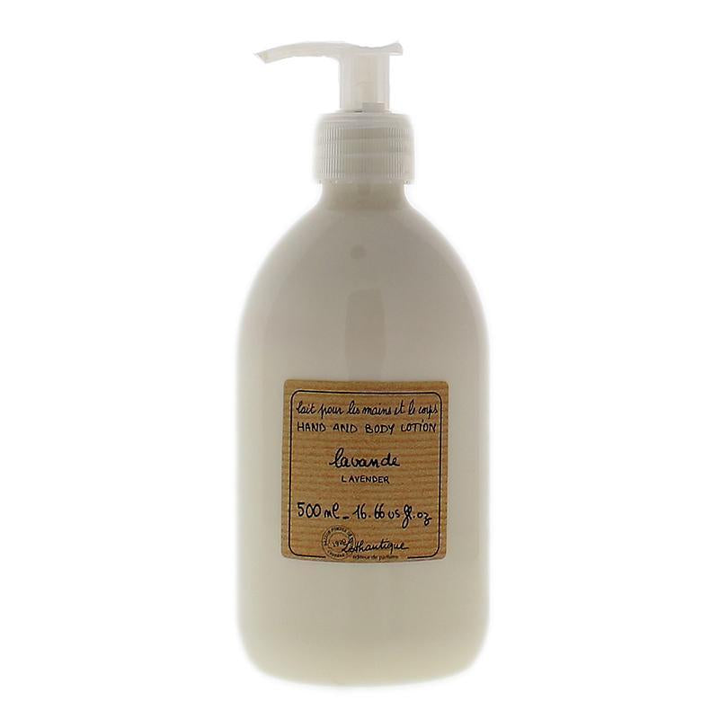 Lothantique Hand & Body Lotion - Lavender