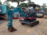 2ton Excavator for rental sales Airman AX20U-3 singapore pls machinery