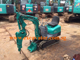 0.5ton super mini excavator for rental yanmar singapore pls machinery