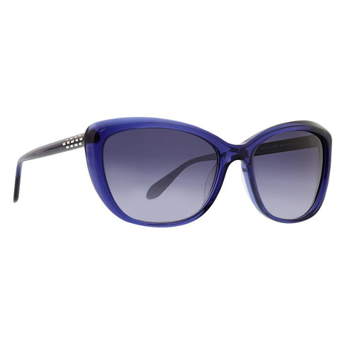 Kensie - Dream Big 54mm Blue Sunglasses / Blue Lenses