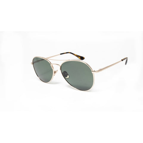 Peppers - Eastbound Gunmetal Sunglasses / Silver Mirror Polarized Lenses