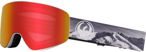 Dragon - PXV Realm Snow Goggles / Red Ion + Amber Lenses