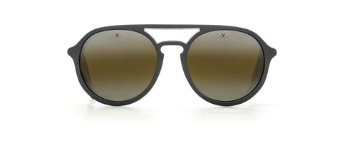 Vuarnet - Ice 1709 Matte Metalized Grey Sunglasses / Skilynx Lenses