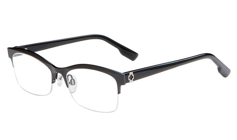 Spy Avery Matte Black Rx Glasses