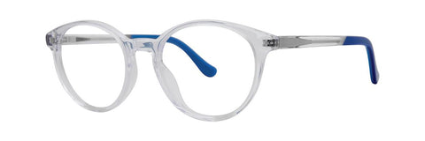 The Book Club - Twelve Hungry Bens 49mm Marker Black Eyeglasses / Screen Blue Light Clear +1.50 Lenses