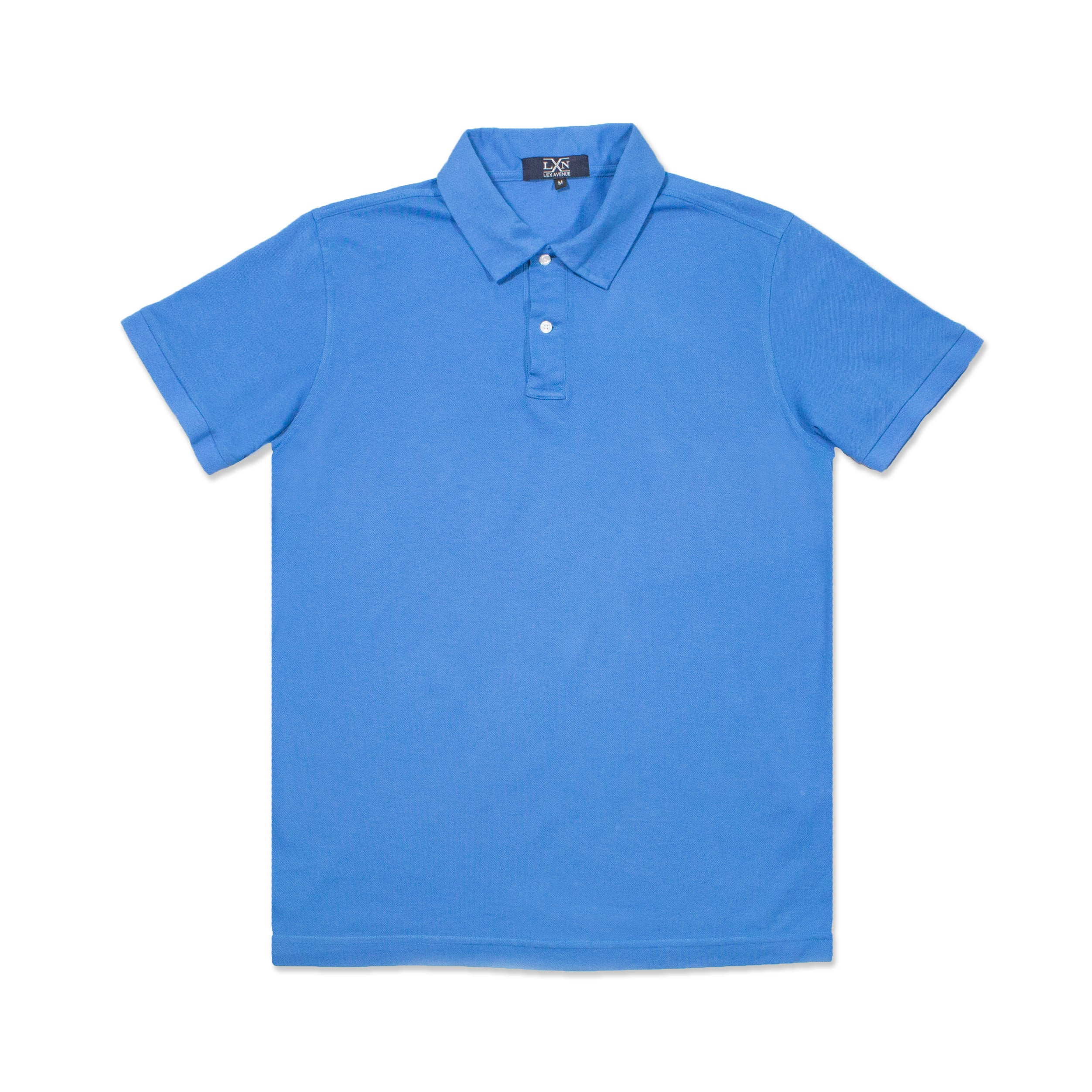 polo shirt (Blue)