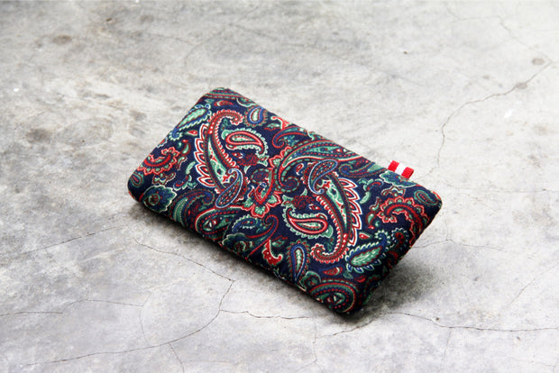 Pocket Sleeve - Classic Paisley