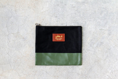 Zipper Pouch - Surplus & Service Collection by SBTG x Fabrix