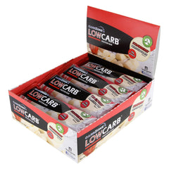 Low Carb® Strawberry White Chocolate 65g - 12 PACK - CarbZone - 1