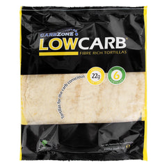 Low Carb® - Tortilla Groß (6 x 65g) 12er-PACKUNG