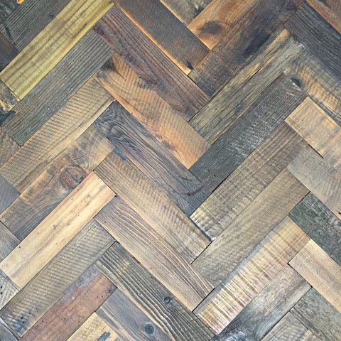FL Montenegro 91102 Reclaimed Mixed Wood