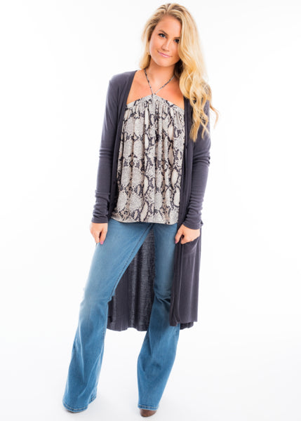 EASY STREET DUSTER CARDIGAN