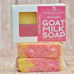 Creole Sunrise Goat Milk Soap