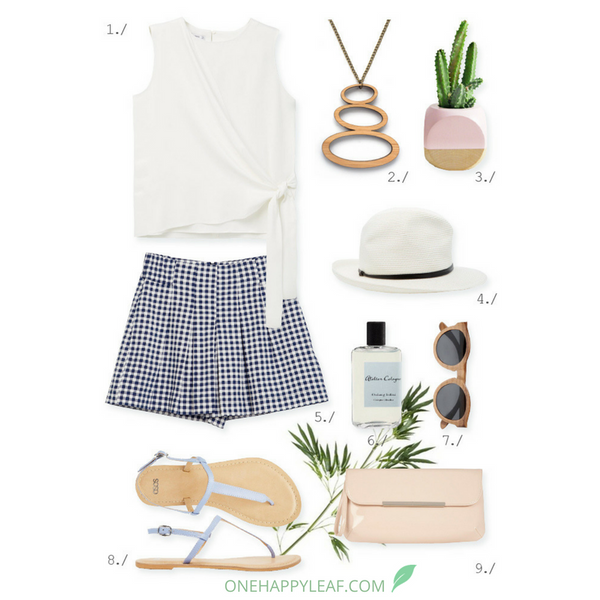 What to wear on a picnic date - One Happy Leaf