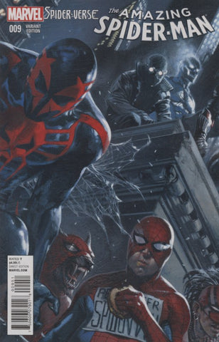 AMAZING SPIDER-MAN SPIDER-VERSE Variant Cover Lot