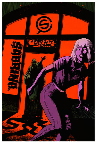 Chilling Adventures of Sabrina #1 Stadium Comics Exclusive Variant