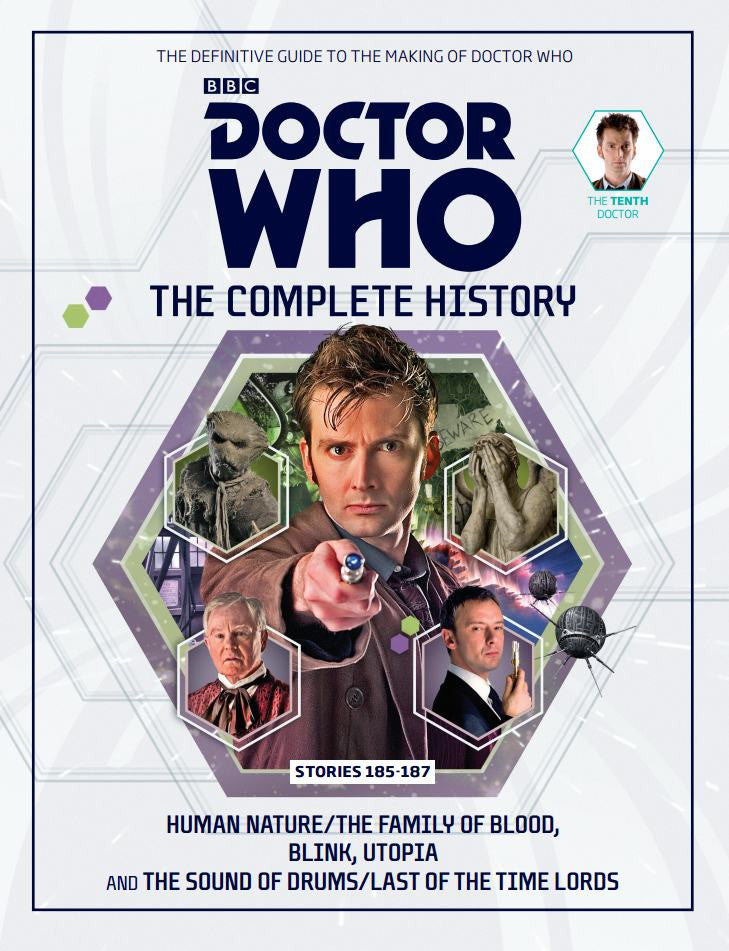 DOCTOR WHO COMPLETE HISTORY VOL 15