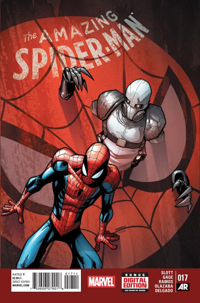 Amazing Spider-Man #17 ANMN