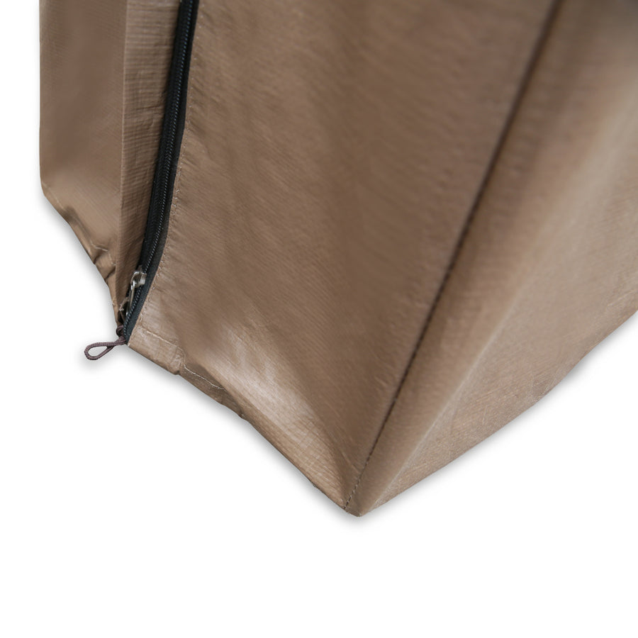 Abba Patio Outdoor Cover Pyramid Torch Patio Heaters Waterproof Brown, 10