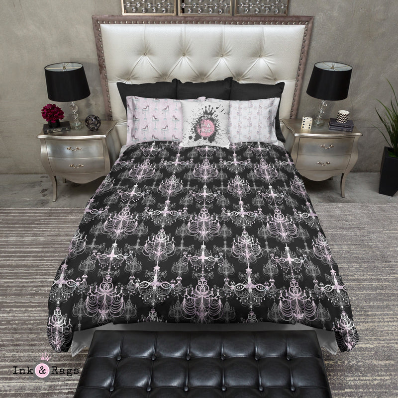 Marie Antoinette Inspired Baroque Fashion Bedding