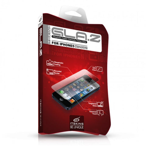 Itskins GLA.Z Tempered Glass Protector iPhone 4 / 4S