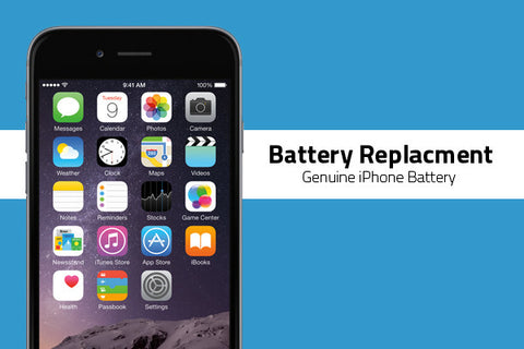 iPhone 6s Battery Replacement