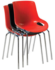 AMERICANO • Stylish Lightweight Poly Chair