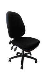 CARLISLE • Pump Up Lumbar Operator Chair