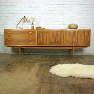 Robert Heritage Hamilton Teak Sideboard produced by Archie Shine