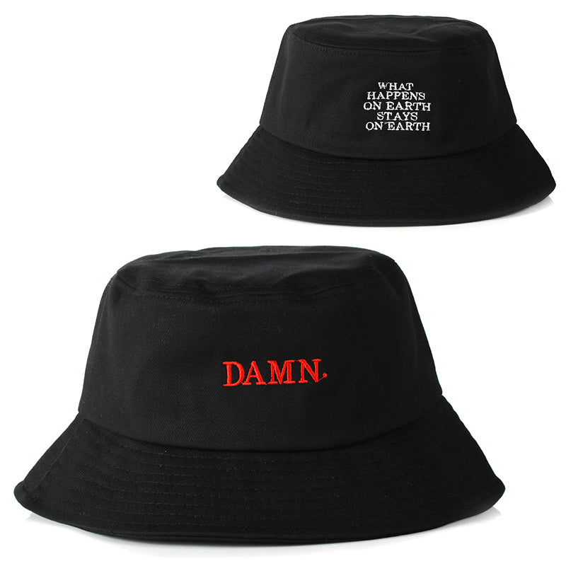 DAMN. What Happens on Earth Stays on Earth - Bucket Hat