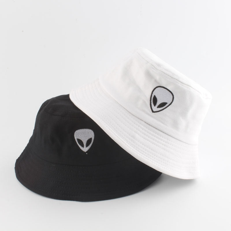 ET Embroidered Bucket Hat