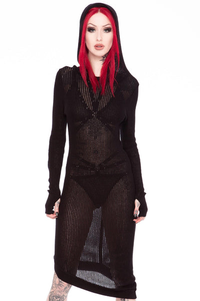 Deadfest Debbie Knit Dress [B]