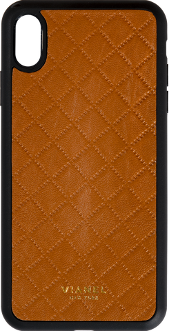 Lambskin / Tan Quilted / Less than 10 letters