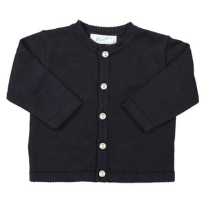 Feltman Brothers Boys / Girls Classic Navy Cardigan - Madison-Drake Children's Boutique