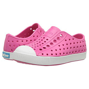 Native Kid's Shoes - Hollywood Pink Jefferson