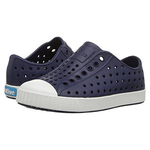 Native Kid's Shoes - Regatta Blue Jefferson
