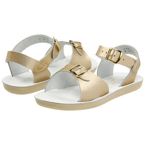 Sun San Gold Surfer Salt Water Sandals - Madison-Drake Children's Boutique