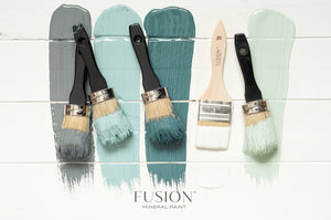 How to Avoid Brush Stokes with Fusion Mineral Paint