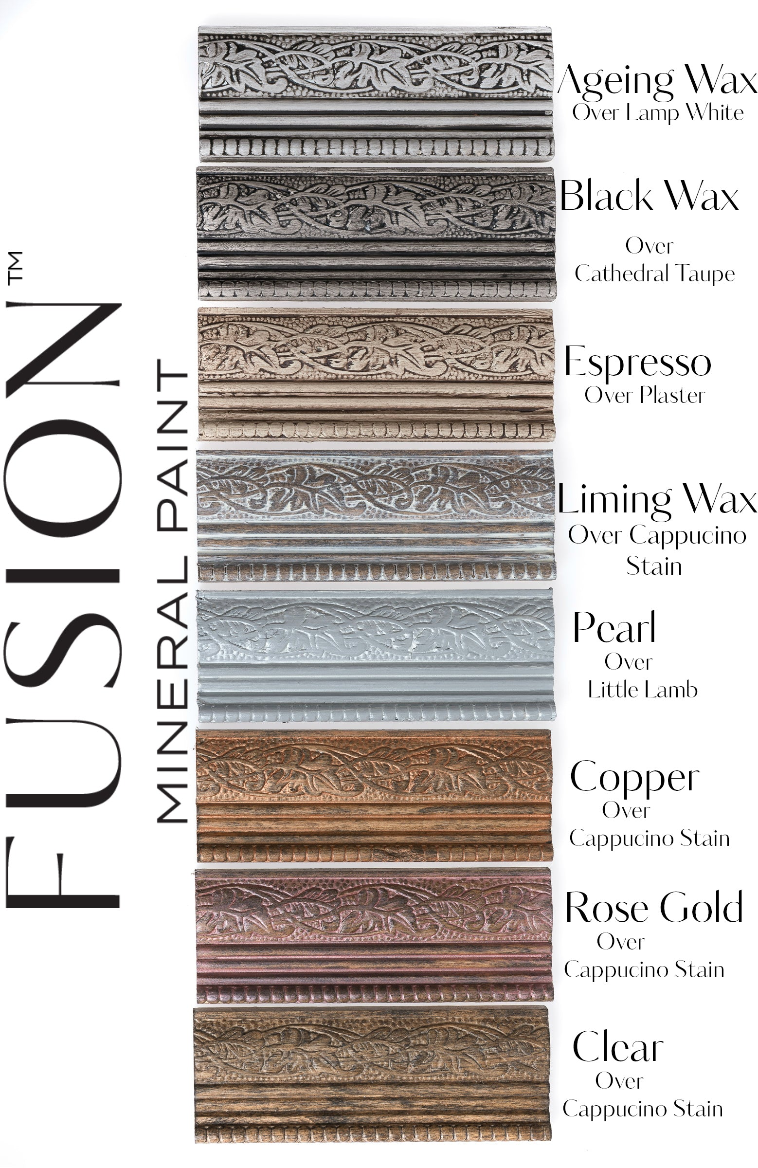 Copper Metallic Wax - Fusion Mineral Paint - Where to Buy Online - Dear Olympia - Flate Rate US Shipping