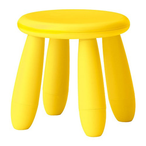 Stool Yellow