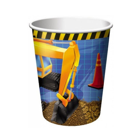 Construction Paper Cups.