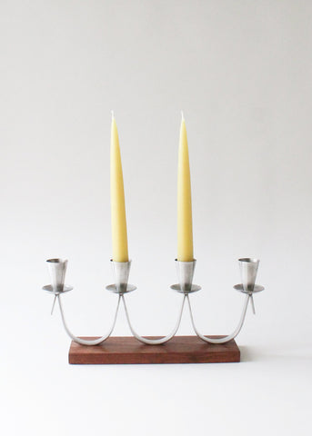 Mid-Century Danish Candle Holder