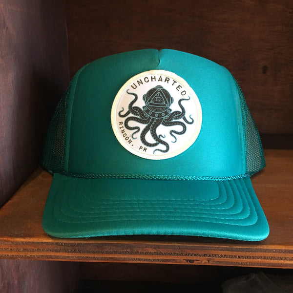 Uncharted Octopus Patch Hat