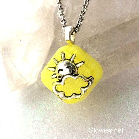 Sunshine Glow Necklace