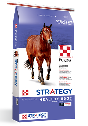 PURINA STRATEGY HEALTHY EDGE 50#