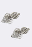 Crystal Spike Double-Sided Earrings - My Jewel Candy - 3