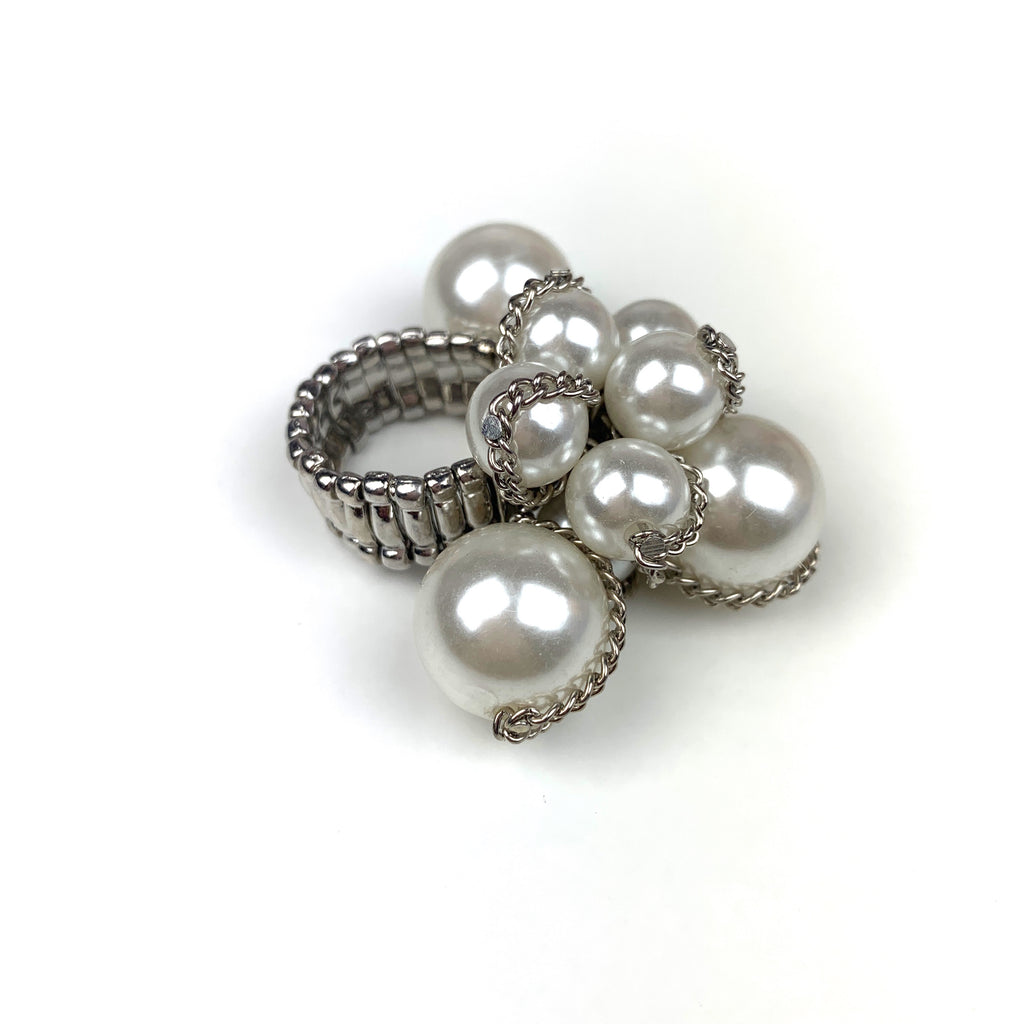 """Champagne Bubbles""  Ring"