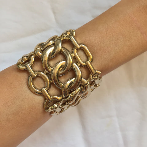 Asha Golden Bracelet - My Jewel Candy