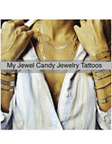 The Charlaine Temporary Jewelry Tattoo (includes 4 sheets) - My Jewel Candy - 5