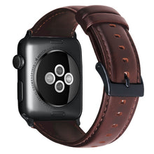 Load image into Gallery viewer, Leather Watch Band - TechStravagant